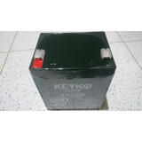 Bateria Recargable De 12 Voltios /5ah Marca Keyko