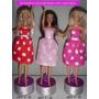 Vestidos Para Muñecas Barbie Y/o Similares