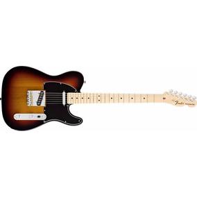 Guitarra Fender American Special Telecaster Mn Sunburst