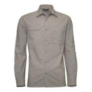 Camisa Outdoor Hombre Kannú Diseño Melange Secado Rápido