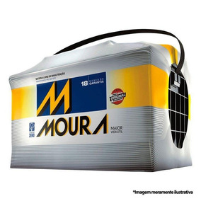 Bateria Automotiva Moura M70kd 70ah Positivo Direito