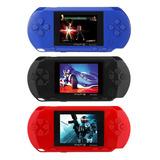 Consola Pxp3 Portátil 200 Videojuegos Super Nintendo Y Sega