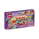 Lego Juego Parque De Diversiones: Camioneta De Hot Dogs