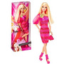 Juguete Mattel Barbie Fashionistas Año 2012 Serie 12 P K3
