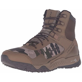 Botas Under Armour Tácticas Valsetz Rts Camo 8 Us