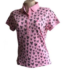 Camisa Polo Feminina Dudalina Original Com Pequenos Defeitos