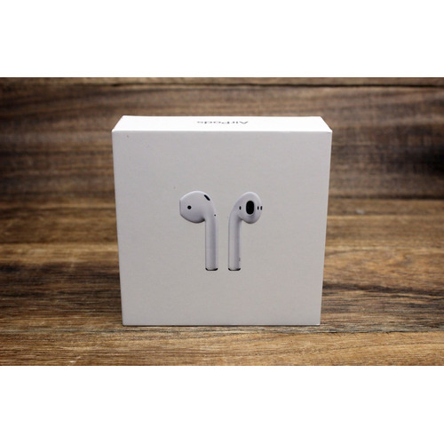 Caixa Vazia Dos Apple Airpods Original