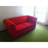 Sofa Cama Matrimonial 2 Puestos - Como Nuevo