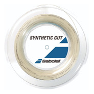 Cuerda Babolat Syntetic Gut 200m  Blanco 130