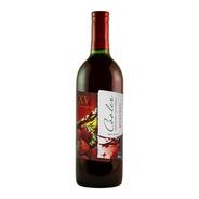 Cooler Vinho Branco C/ Suco De Morango - Xv De Novembro