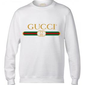 Sudadera Estilo Gucci, Crewneck Gucci, Varias Tallas,supreme