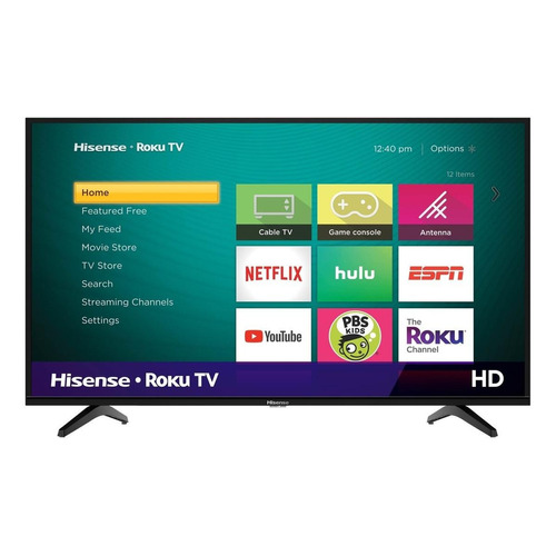 Smart TV Hisense H4 Series 32H4F LED HD 32""
