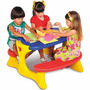 Mesinha Plastica Infantil Bandeirante Mesa Recreio Original