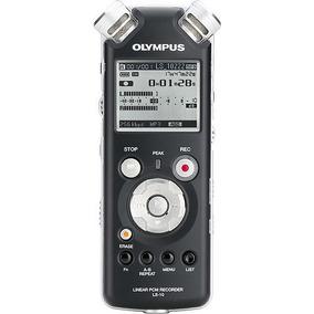 Olympus Ls-10 Pcm Grabador Digital Serie Profesional