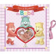 Livro De Recordações Do Bebê Para Menina Album Do Bebê