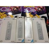 Control Remote Wii Wii U Nuevo Original Nintendo Sellado
