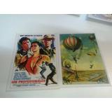 8 Postales Publicidades De Antes - 10 X 15 Cm - 10
