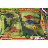 Set De Juego Con Sonido Dinosaurio Dinobrachio