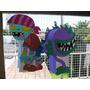 Piñata Infantil Plantas Vs. Zombies, Minions, Violetta, Nemo
