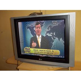 Tv 29 Lg Tela Plana+conversor Digital Full Hd+estante