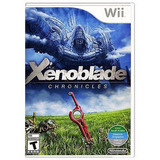 .: Xenoblade Chronicles M S I. Para Nintendo Wii Start Games
