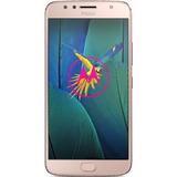 Celular Libre Moto G 5s Plus Oro Rubor Xt1800 Envío Gratis