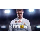 Fifa 18 Standard Edition Juego Digital Ps4 Envío Inmediato!