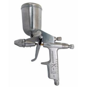 Pistola De Pintura Aerografica 0,5mm Gravidade Articulada K3