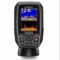 Sonar Sonda Fishfinder Striker 4 Garmin Com Gps E Transdutor
