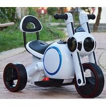 Novedosa Moto Electrica Montable Niños 2 A 8 Años
