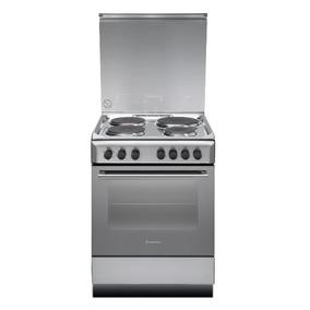 Cocina Electrica Ariston A6esc2f 4 Placas 60 Cm Tio Musa
