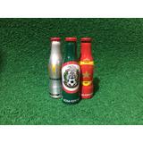 3 Exclusivas Mini Mundialista Coca-cola Cinemex Y Mc Donalds