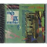 Mega Exitos Las Grandes Canciones De Las Peliculas Vol 1