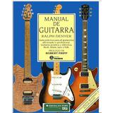 Libro Guitarra Electrica Clasica Acustica Manual Ralph Denye