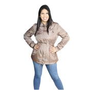 Jaqueta Feminina Corta Vento Blusa Leve - Parka Sobretudo