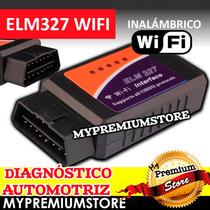 Kit Tsuru Nissan Elm327 Wifi + 14p Diagnostico Automotriz
