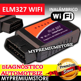 Kit Tsuru Nissan Elm327 Wifi 14p Diagnostico Iphone Ipad