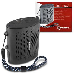 Caixa Som Portátil Taramps Bt-10 3w Rms Bluetooth Micro Sd