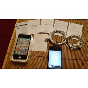 Ipod Touch 8gb Negro Perfecto Estado! Impecable!