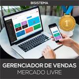 Gerenciador De Vendas Mercado Livre Mercadolivre Ml 1 Mes