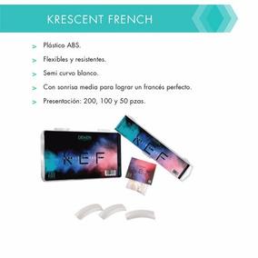 Tip Deken Krescent French C/50- Envio Gratis