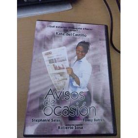 Avisos De Ocasion Kate Del Castillo Dvd