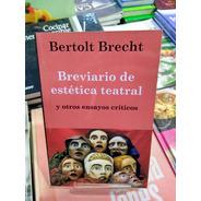 Breviario De Estetica Teatral - Bertolt Brecht