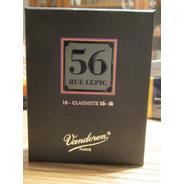 Cañas Vandoren 56 Rue Lepic Para Clarinete Sib N°3 (cr503)
