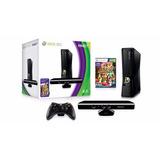 Xbox 360 4gb Con Kinect(1 Juego Incluido+1 Juego Obsequio))