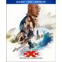 Xxx - Return Of Xander Cage - Bluray + Dvd Importado Usa