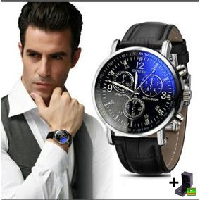 Relógio De Pulso Geneva Importado Masculino Em Promoção
