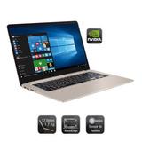 Notebook Asus S510uq I5-7200u 6gb 1tb Gt940mx 2g 15.6 Venex