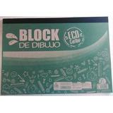 Block De Dibujo Eco Caribe Edicion Limitada