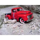 Ford 1948 Pickup A Escala
